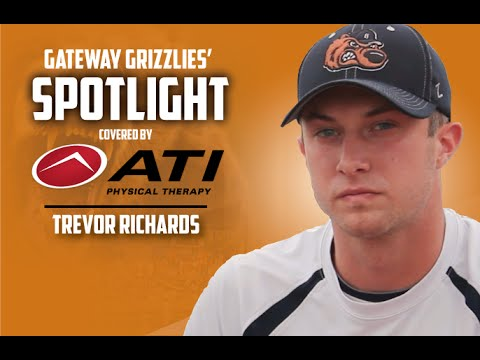 Grizzlies Spotlight covered by ATI Physical Therapy: Trevor Richards