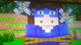 """""""Bajan Canadian Song""""- A Minecraft parody Song (music video)"""