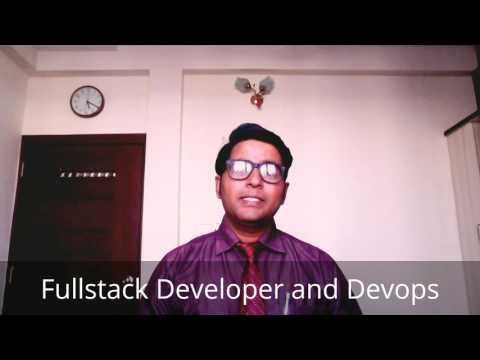 Introduction - Manish Shrivastava - A fullstack developer
