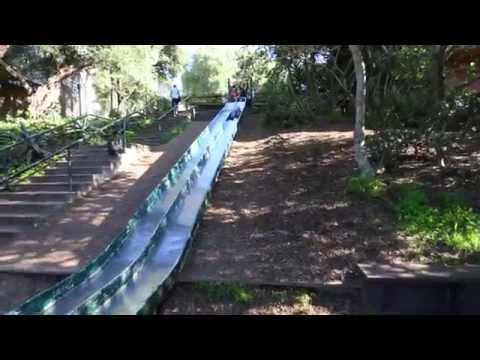 Massive Slide in San Francisco