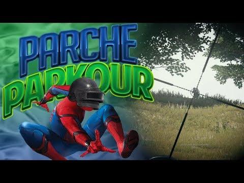 ¡PROBANDO EL PARCHE DEL PARKOUR! - PLAYERUNKNOWN'S BATTLEGROUNDS GAMEPLAY ESPAÑOL (PUBG) | Winghaven