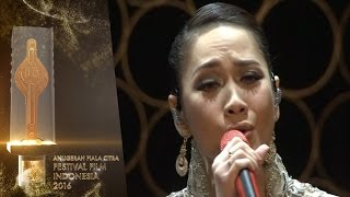 Bunga Citra Lestari    Aku Bisa Apa   Festival Film Indonesia 2016
