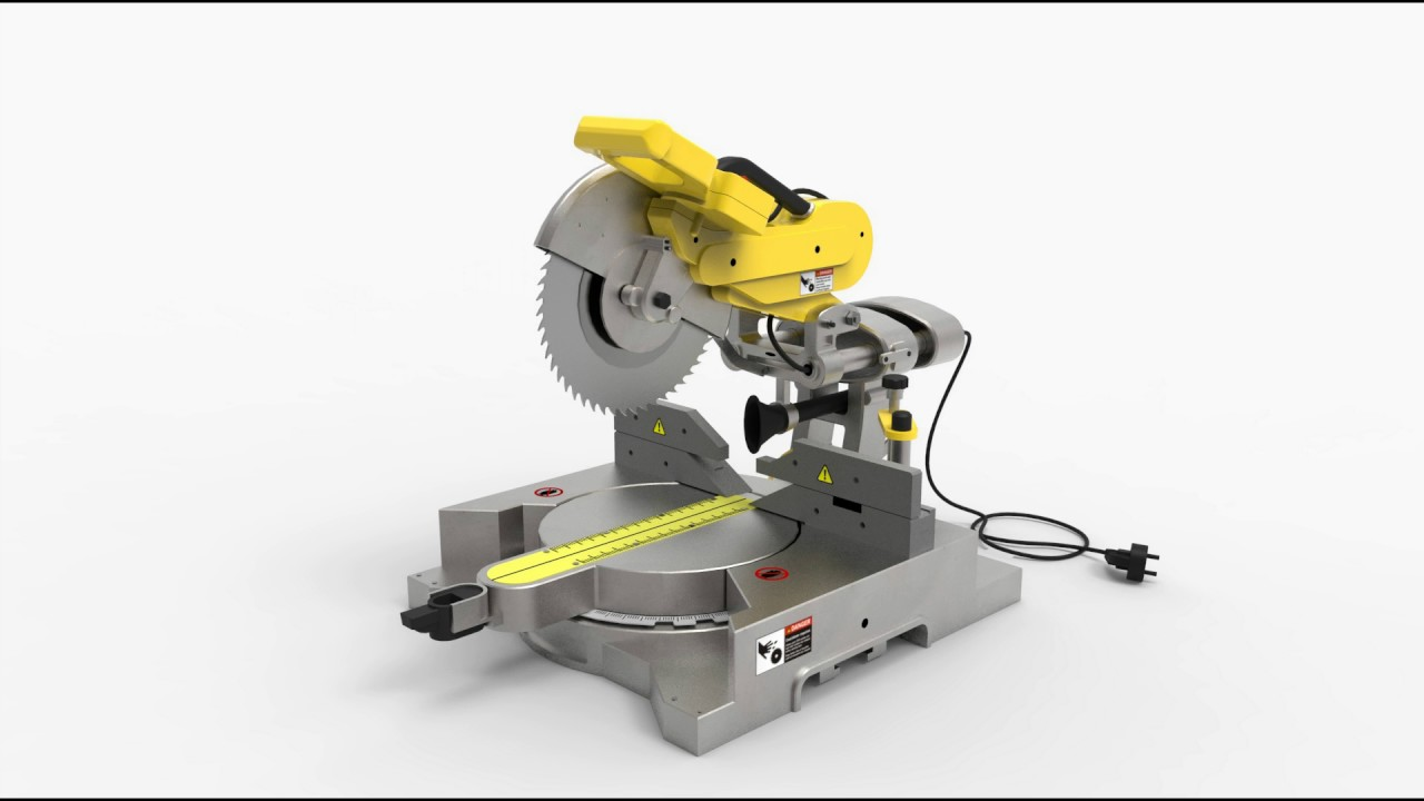 Dewalt miter saw solidworks model youtube dewalt miter saw solidworks model keyboard keysfo Image collections