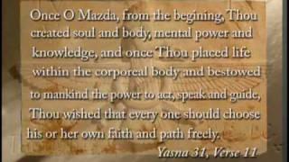 Teachings of Zartushtra   ( آموزه های زرتشت), Part 6