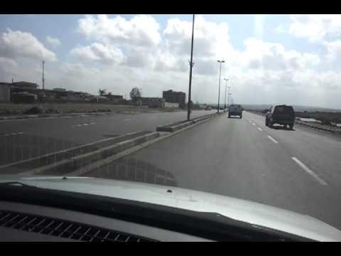 Djibouti Africa Sunday Drive