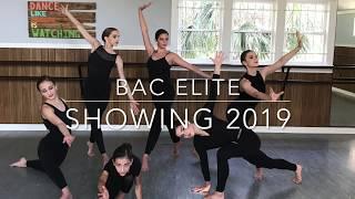 Ballet Arts Centre - Elite Showing 2019