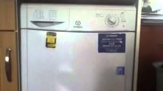 indesit idc75 coloureds high heat 130mins part 6