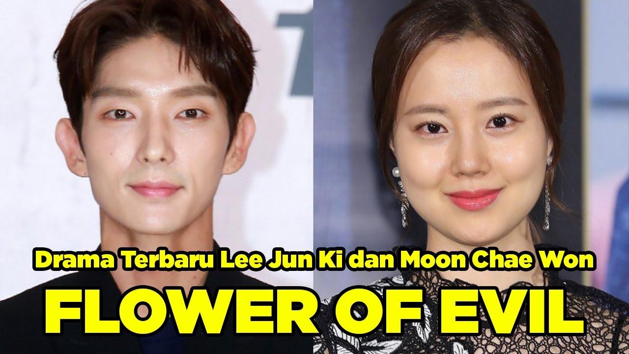 Drama Korea Lee Jun Ki Sebagai Pria Dingin Misterius Bersama Moon Chae Won! Flower of Evil (2020)