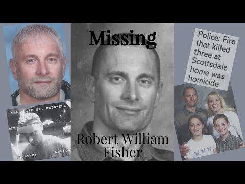 Robert William Fisher, FBI's Ten Most Wanted: Unforgotten #2