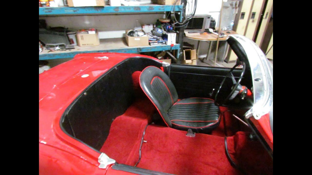 1966 Triumph Spitfire Mk2 Restoration Project Part 26 Youtube