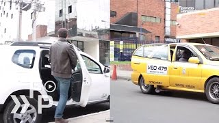 ¿Qué tan diferente es utilizar taxi o uber?