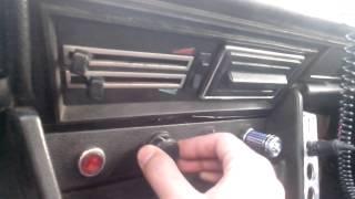 4х скоростное включение вентилятора печки ВАЗ 2106
