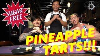 Sugar Free Pineapple Tarts | Is It Cheat Worthy | Fit O'Clock