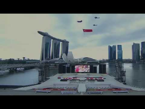 EXCLUSIVE: NDP 2018 Parade & Ceremony Trailer