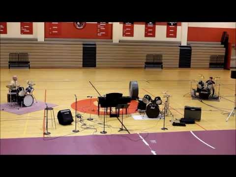 Shabbona Middle School Talent Show 3/29/12