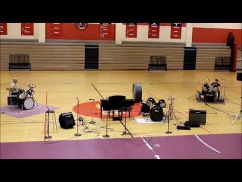 Shabbona Middle School Talent Show 3/29/12