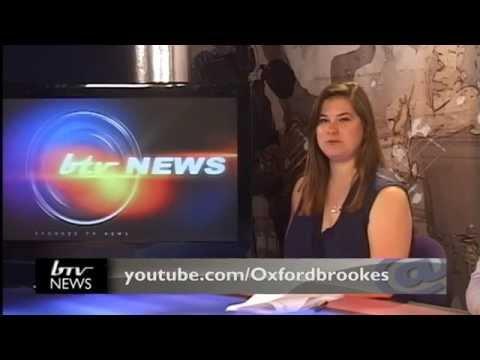 BrookesTV News Series 9 Ep09