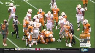 2017 Tennessee Orange and White Game Full Video