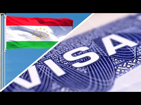 В Таджикистане продлят визы иностранцам из-за коронавируса