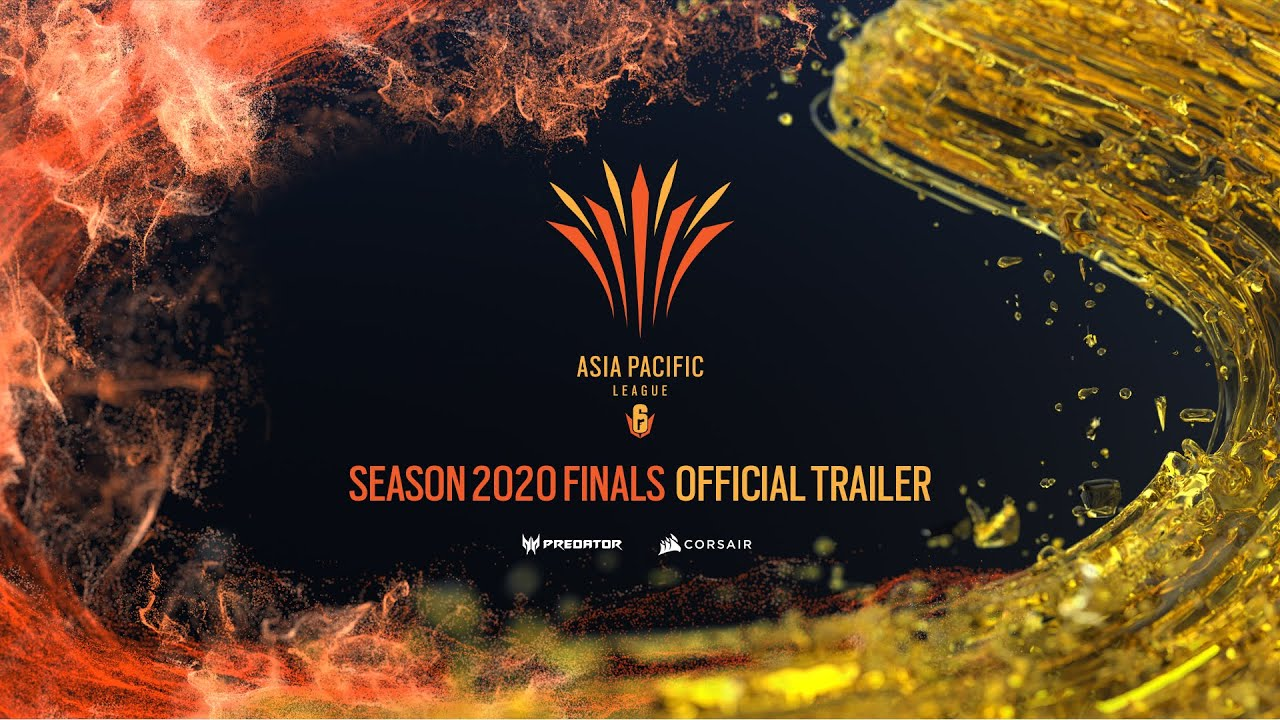 Rainbow Six APAC League Finals: Official Trailer