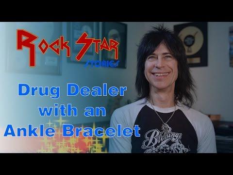 Brian Forsythe from Kix talks with Rock Star Stories - Ankle Bracelet
