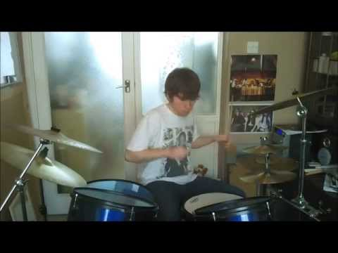 HOUSE OF BALLOONS/GLASS TABLE GIRLS - THE WEEKND Drum Cover