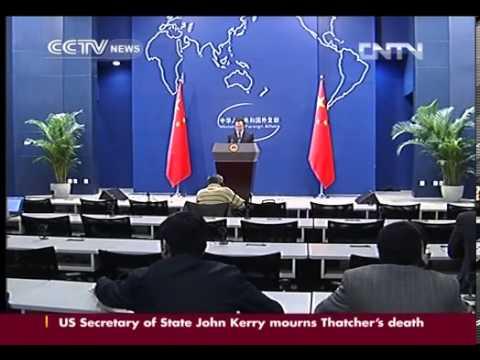 John Kerry to visit China this week
