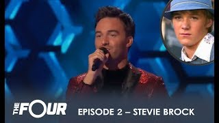 Stevie Brock: Former Child Star Gets Epic SMACKDOWN By Diddy & Khaled | S1E2 | The Four