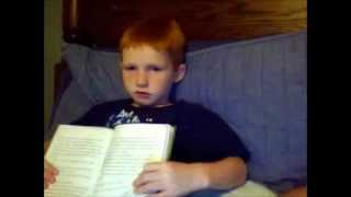 Kid Book Review of Will Solvit and the T-Rex Terror by Zed Storm Thumbnail