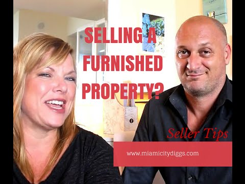 Should I Sell My Miami Beach Property Furnished?