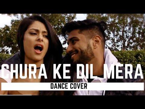 "Chura Ke Dil Mera I Dance Cover I Rajat ""Rocky"" Batta ft. Manpreet Toor"