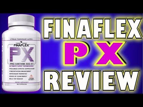 FinaFlex PX by FinaFlex Review Fat Burner