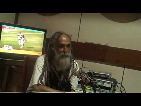 Ras Iyatu Radio Interview in Dar Es Salaam,Tanzania Part 2