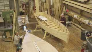 Cfcc Wooden Boat Building Program