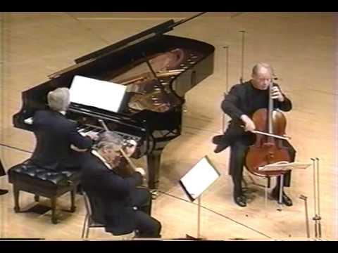 Ashkenazy, Zukerman, Harrell Trio Recital