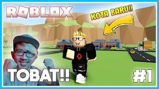 BANG CUPU TOBAT MARAH-MARAH!! BANGUN KOTA JADI WOW!! ROBLOX BANG CUPU