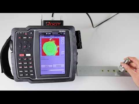 PHAsis Phased Array Ultraschall Schweißpunktprüfgerät - Prüfen Nach Prüfplan