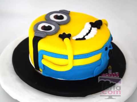 Torta Minions Para El Mejor Cumplea 241 Os Youtube
