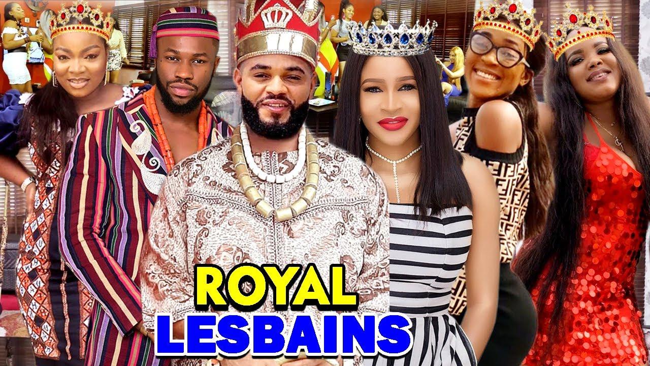 Download ROYAL LESBIANS Season 3&4 New Movie Hit - (Flashboy/Mary Igwe) 2020 Latest Nigerian Nollywood Movie