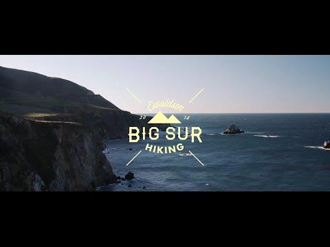 Big Sur Hiking - McWay Falls