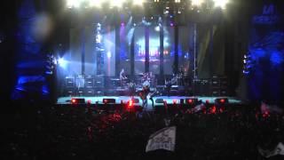 La Beriso - Lo olvido - Estadio Malvinas al aire libre!