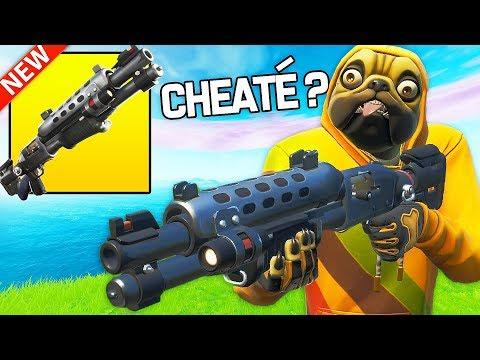 le-nouveau-'fusil-À-pompe-tactique-lÉgendaire'-est-il-cheatÉ-sur-fortnite-?