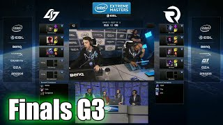 CLG vs Origen | Game 3 Grand Finals IEM San Jose LOL 2015 | Origen vs CLG IEM | CLG vs OG G3