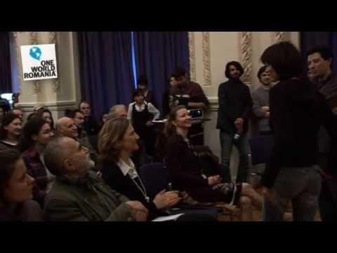 one-world-romania-2009-debates---hungarian-secret-police-movies-with-andreea-varga
