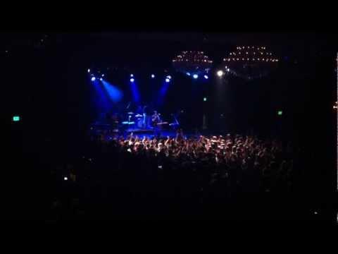 The Boxer Rebellion-Evacuate (live clip) El Rey, LA 5/18/12