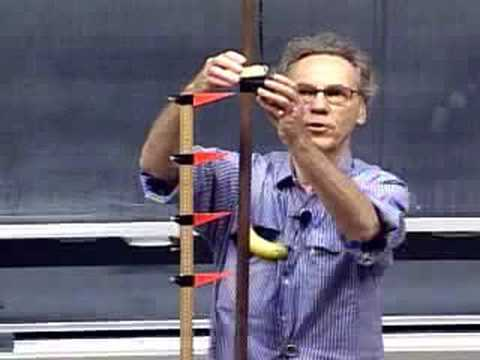 MIT Professor Walter Lewi's Physics 801 Lecture10 Part1
