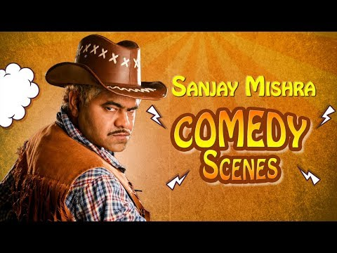 Sanjay Mishra Comedy Scenes - Back To Back Comedy - Dhammal - lucky kabootar - #IndianComedy