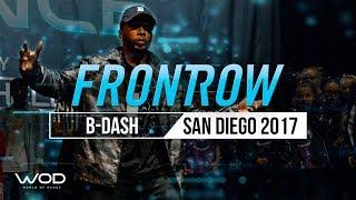 B Dash Headbangerz Brawl Judge Showcase World Of Dance San Diego 2017 Wodsd17