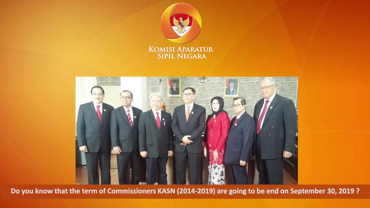 Profil Pimpinan KASN periode 2014-2019