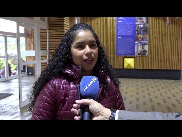 Con expectativas de aprendizaje académico y cultural llegaron estudiantes extranjeros